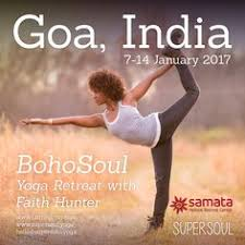 kick off your 2017 under the indian sun in magical goa with faith hunter