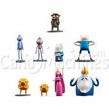 Scott bullock as the giant coffee bean. Adventure Time Regular Show Figurines Bulk Vending Toys Candymachines Com