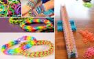 Плетения из резиночек фото