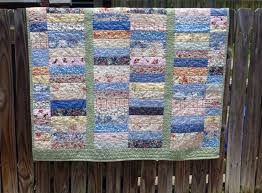 29 best Rainbow Log Cabin Quilts images on Pinterest   Quilt ... & Quilt I made to donate to Hospice of the Valley; Dobson Home in Chandler, Adamdwight.com