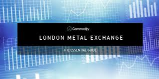 Trading At The London Metal Exchange Lme At Commodity Com