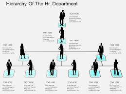 Powerpoint Hierarchy Templates Hierarchy Of The Hr Department Powerpoint Templates Powerpoint