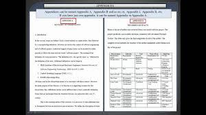 formatting appendix material revised 2012 formatting appendix material revised 2012