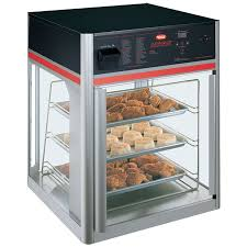 flav r savor humidified holding display cabinet