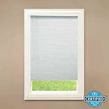 Home Depot 1 In Blackout Cordless Vinyl Mini Blind