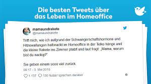 11 Witzige Tweets über Das Leben Im Homeoffice Twitterperlen