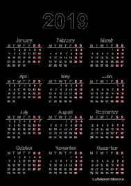2018 2019 Biweekly Payroll Calendar Template 2019 Calendar Monthly ...