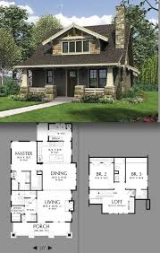 3 bedroom craftsman style house plans lovely 122 best small house plans images on of