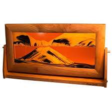 moving sand art x large cherry frames 9 x 16