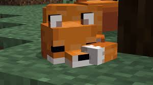 A cute MInecraft fox picture for Emkay ...