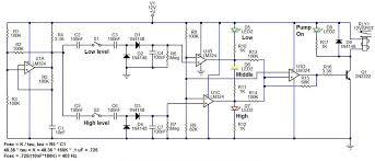 sump or fill pump controller circuit diagram design schematic for sump or fill pump controller circuit diagram design schematic for automation in water management