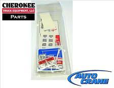 auto crane auto crane 320445000 decal kit for 3203prx series crane 93 97 models