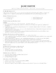 Resume Templates Best