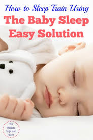 5 Baby Sleep Easy Solution Tips That Will Help You Get More