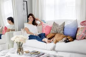 Inside Jillian Harris' Stunning Apartment Makeover Wayfairca Interesting Home Comfort Furniture Coupon Exterior Remodelling
