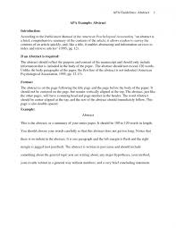 Apa Format Introduction 022 Research Paper Example Introduction Apa Ideas Of Term