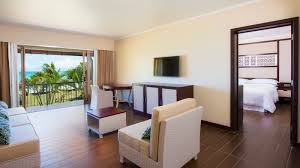 One Bedroom Suite Deluxe One Bedroom Suite At Sheraton Samoa Aggie Greys Resort