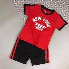 Đồ bộ bé trai New York - Thời Trang Trẻ Em Hân Baby