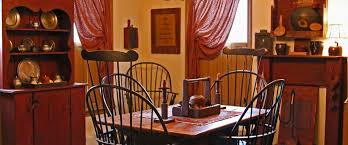 American country furniture from American Heritage Shop
