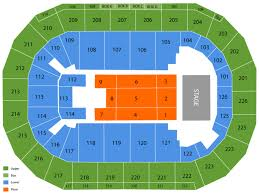 Mandalay Event Center Seating Chart Sports Simplyitickets