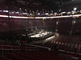 Wells Fargo Center Section 124 Concert Seating