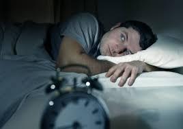 Resultado de imagem para dormir mal
