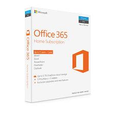 microsoft office 365 home. microsoft office 365 home 1year subscription 5 licenses i