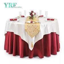seamless checd 100 polyester tablecloth