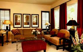 bedroom color schemes with brown furniture curtains for living room decor red and white gray walls