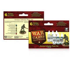 Hobby Lines Vallejo Paints Vallejo Paint Sets