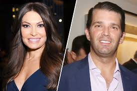 they are talking a possible wedding did rupert s annoyance and don jr s love help cost kimberly guilfoyle her job at fox