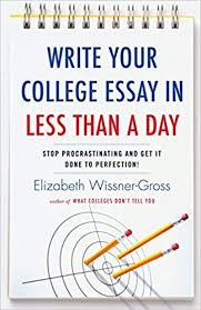 Essays Done For You Write Your College Essay In Less Than A Day Stop