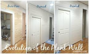 plank wall tongue and groove
