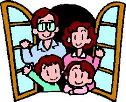 Resultado de imagen para familia feliz dibujo animado