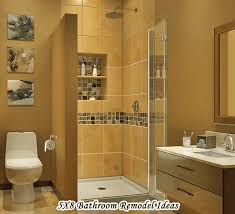 5 X 8 Bathroom Remodel Simple Inspiration Ideas