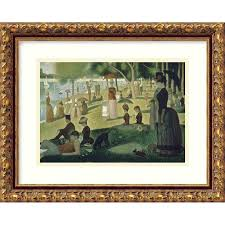 Grandel Theatre Seating Chart Sunday Afternoon On The Island Of La Grande Jatte Print