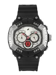 fastrack watches buy fastrack watches for men women online fastrack men chronograph white dial watch 38006pp01j