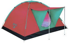 <b>Палатка Bestway</b> Range <b>3</b>-<b>местная</b> 210х210х120 см, 68012