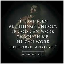 St Francis Quotes Custom St Francis Of Assisi Quotes And Sayings