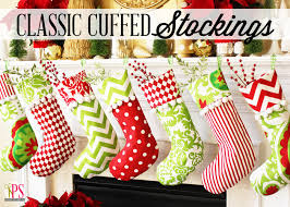 27 Unique Christmas Stockings - Best Cute DIY Ideas for Holiday Stockings