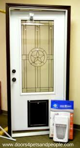 exterior doors with doggie doors. pet storm doors - full size of door exterior with dog pre installed zgzxm doggie