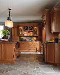 Kitchen Cabinets Thomasville Cabbott Cherry Macaroon Kitchen By Thomasville Cabinetry