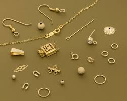 gold filled findings