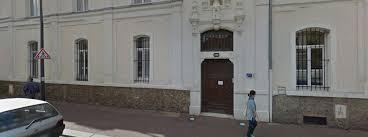 capture eacute cran d une google street view du coll e ge sainte