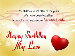 Birthday Quotes For Wife Stunning Happy Birthday Quotes Wishes Sms And Messages For Wife