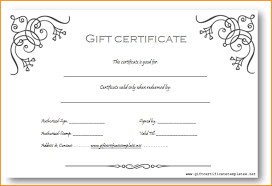 Microsoft Certificate Templates Free Free Gift Certificate Template Microsoft Word Filename Portsmou