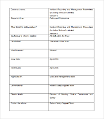 format of a management report management report template 35 word pdf apple pages