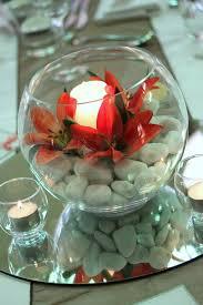 Fish Bowl Vase Decoration Ideas