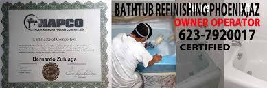 bathtub refinishing phoenix arizona