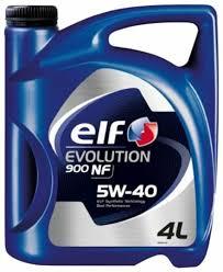 <b>Моторное масло ELF Evolution</b> 900 NF 5W-40 4 л — купить по ...